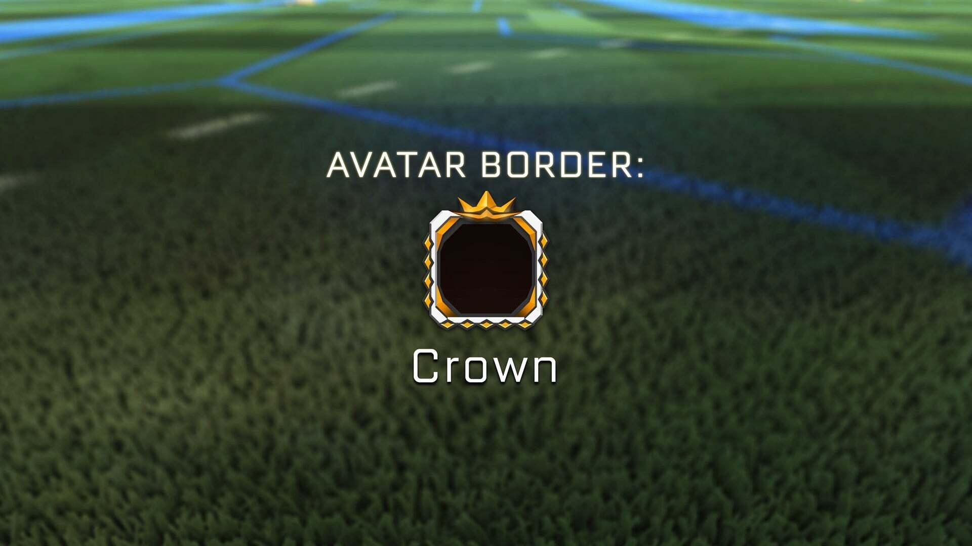 Crown Avatar Border