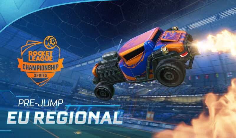 RLCS X Winter Split Pre-Jump: European Regional #3, Weekend #2 article image
