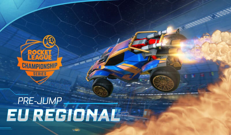 RLCS X Winter Split Pre-Jump: EU Regional #2 article image