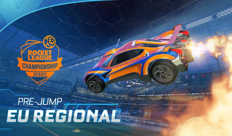 RLCS X Winter Split Pre-Jump: EU Regional #3, Weekend 1 article image