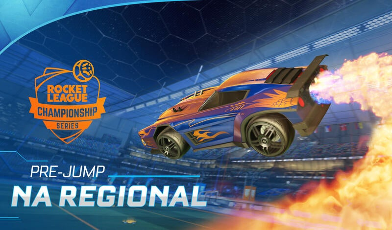 RLCS X Winter Split Pre-Jump: NA Regional #2 article image