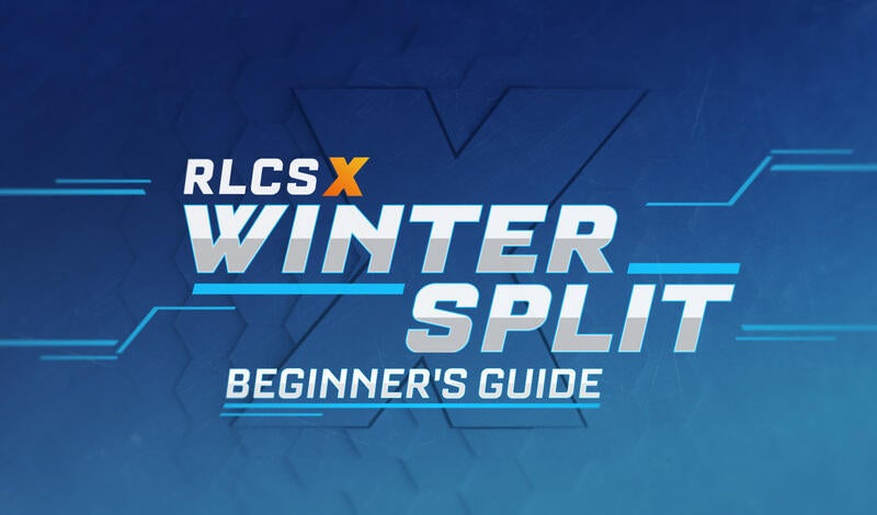 RLCS X Winter Split Beginner's Guide article image