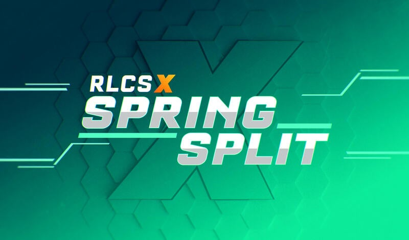 Announcing the RLCS X Spring Split article image