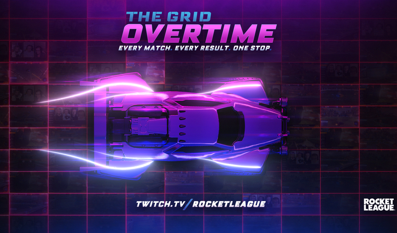 Revamping RLCS: The Grid article image