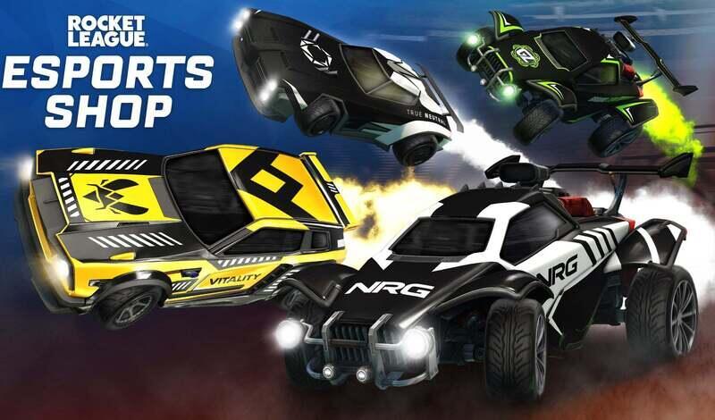 New Esports Content Hitting Rocket League Next Week article image